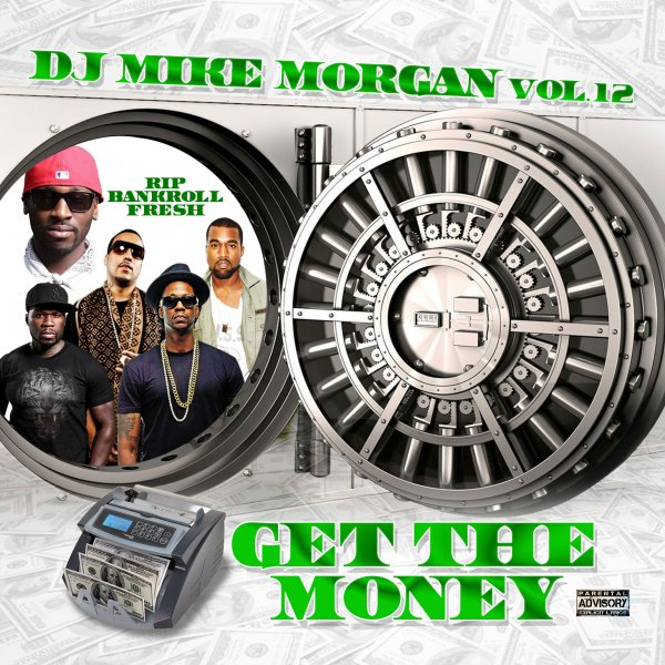 GET THE MONEY FRONT COVER FOR PRINT