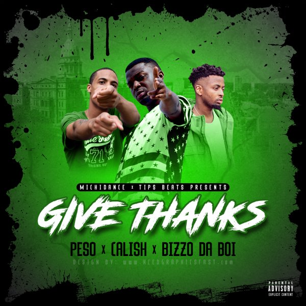 GIVE THANKS COVER